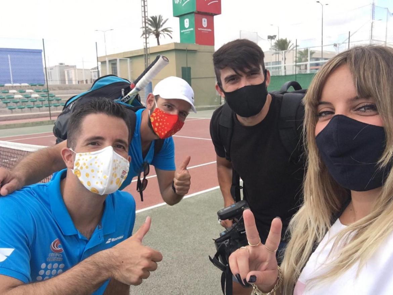 Entrevista en el programa Murcia Conecta de 7RM