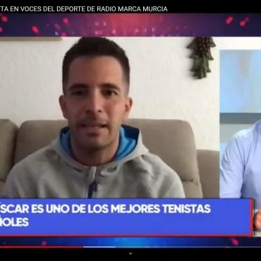 Entrevista en Voces del Deporte de Radio Marca