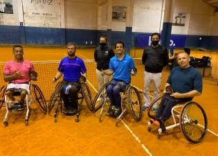 ITF Oporto - Finalista Dobles