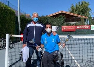 Victoria en Open Albacete 2020