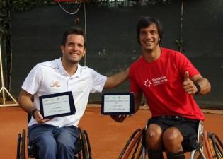 itf civitavecchia - finalista dobles