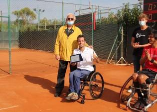itf civitavecchia - finalista individual
