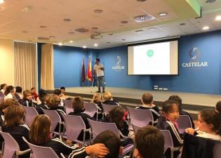 Conferencia New Castelar College